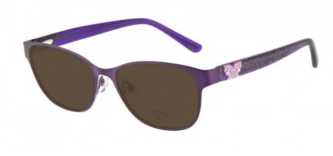 Anna Sui AS213 Sunglasses in Purple