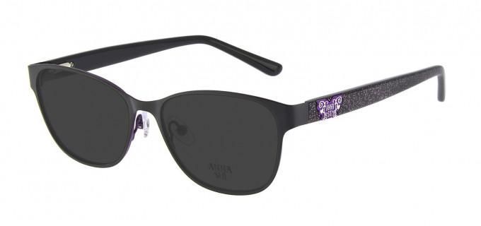 Anna Sui AS213 Sunglasses in Black