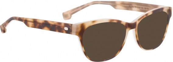 ENTOURAGE OF 7 ARCILLA sunglasses in Brown Pattern