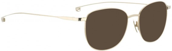 ENTOURAGE OF 7 AKARI sunglasses in Shiny Gold