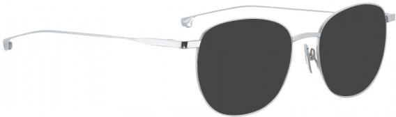 ENTOURAGE OF 7 AKARI sunglasses in Shiny Silver