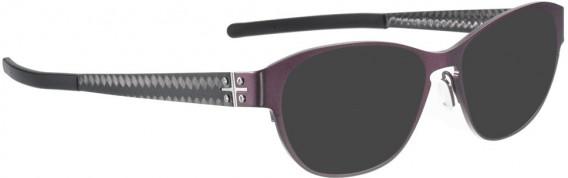 BLAC BTTH-TIMO sunglasses in Lavender/Carbon