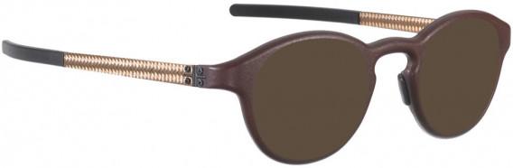 BLAC B-PLUS86 sunglasses in Brown