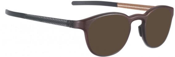 BLAC B-PLUS80 sunglasses in Brown