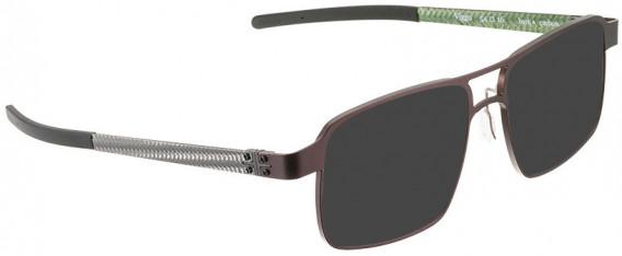 BLAC BATH-VIGGO sunglasses in Brown