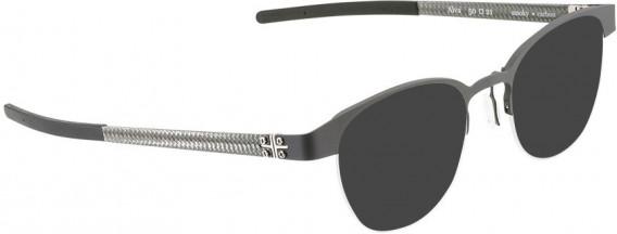 BLAC BATH-ALVA sunglasses in Grey