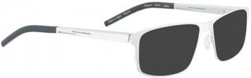 BELLINGER WEGNER sunglasses in Silver