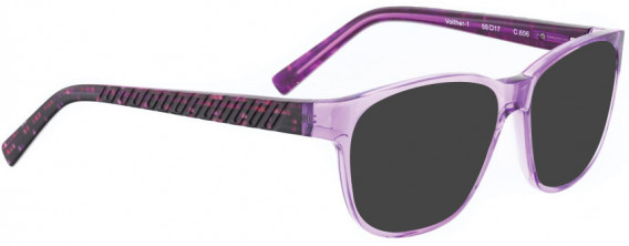 BELLINGER VOLTHER-1 sunglasses in Purple