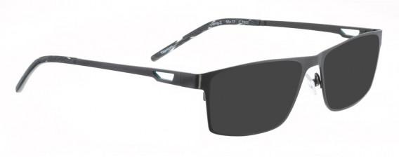 BELLINGER VIKING-2 sunglasses in Dark Grey Pearl