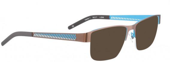 BELLINGER VERNER-1 sunglasses in Mocca