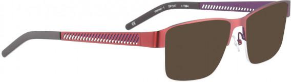 BELLINGER VERNER-1 sunglasses in Red
