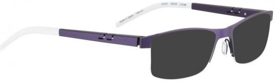 BELLINGER UTZON sunglasses in Lavender