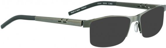 BELLINGER UTZON sunglasses in Green