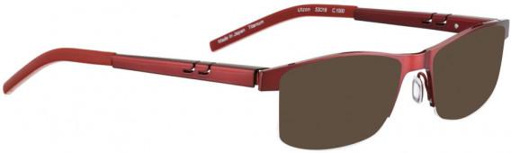BELLINGER UTZON sunglasses in Red