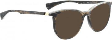 BELLINGER TWIGS-3 sunglasses in Grey-Brown Pattern