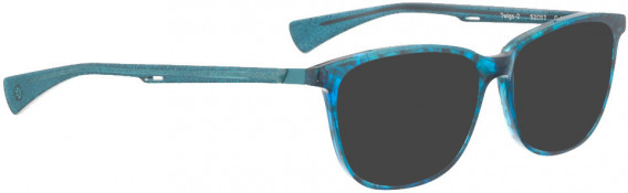 BELLINGER TWIGS-2 sunglasses in Blue Pattern
