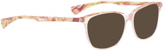 BELLINGER TWIGS-2 sunglasses in Pink Transparent
