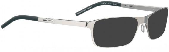 BELLINGER TUBE-4 sunglasses in Silver