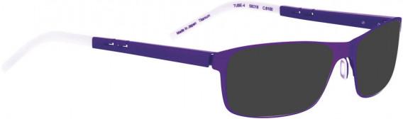 BELLINGER TUBE-4 sunglasses in Lavender