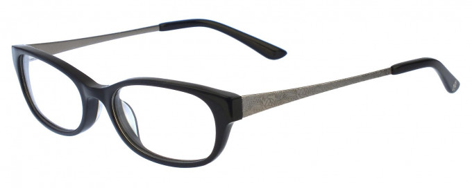 Anna Sui AS566 Glasses in Black