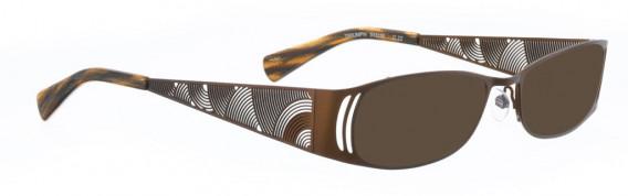 BELLINGER TRIUMPH sunglasses in Matt Brown