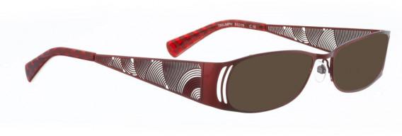 BELLINGER TRIUMPH sunglasses in Red