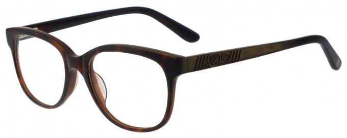 Anna Sui AS568 Glasses in Demi/Brown