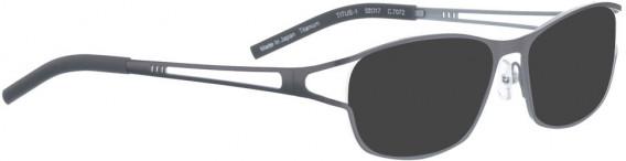 BELLINGER TITUS-1 sunglasses in Shiny Grey