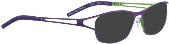 BELLINGER TITUS-1 sunglasses in Lavender