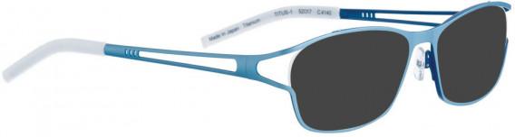 BELLINGER TITUS-1 sunglasses in Blue