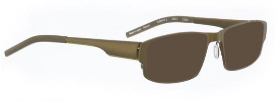 BELLINGER SUBWAY-2 sunglasses in Olive Green