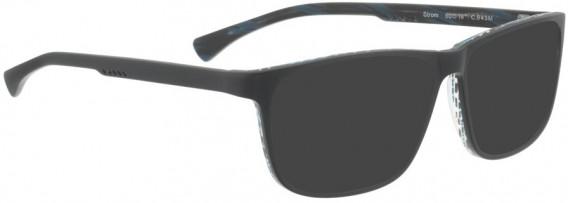 BELLINGER STROM sunglasses in Matt Black Pattern