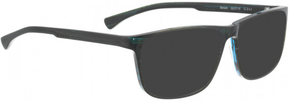 BELLINGER STROM sunglasses in Blue Pattern
