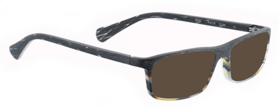 BELLINGER STING sunglasses in Matt Grey Pattern