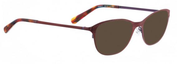 BELLINGER STELLA-3 sunglasses in Red