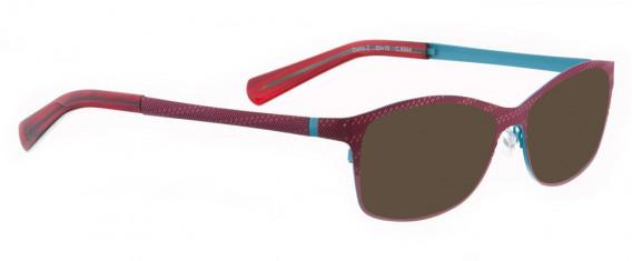 BELLINGER STELLA-2 sunglasses in Aubergine