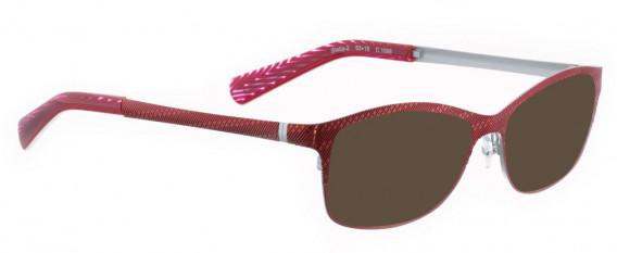 BELLINGER STELLA-2 sunglasses in Red
