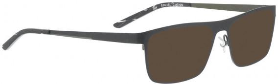 BELLINGER SPY sunglasses in Matt Black