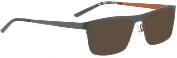 BELLINGER SPY sunglasses in Matt Dark Grey