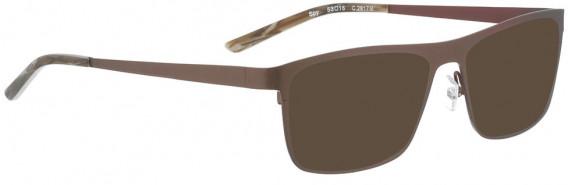 BELLINGER SPY sunglasses in Matt Brown