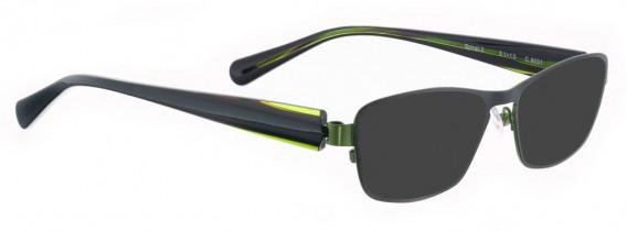 BELLINGER SPIRAL-3 sunglasses in Black