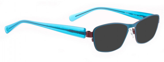BELLINGER SPIRAL-3 sunglasses in Turquoise Pearl