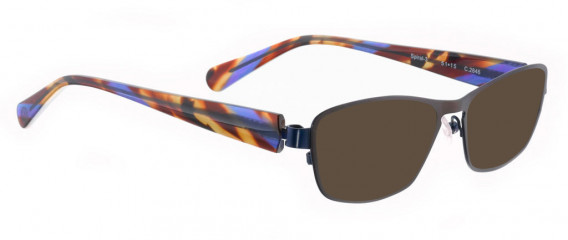 BELLINGER SPIRAL-3 sunglasses in Brown