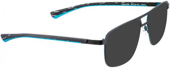 BELLINGER SPEED-500 sunglasses in Black