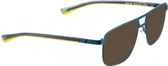 BELLINGER SPEED-500 sunglasses in Blue/Yellow