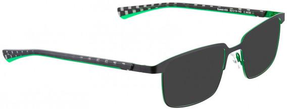 BELLINGER SPEED-400 sunglasses in Black