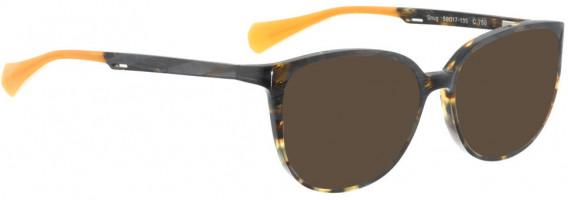BELLINGER SNUG sunglasses in Grey Pattern