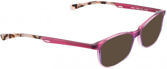 BELLINGER SERENE sunglasses in Purple