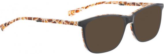 BELLINGER SENSE sunglasses in Black
