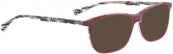 BELLINGER SENSE sunglasses in Purple